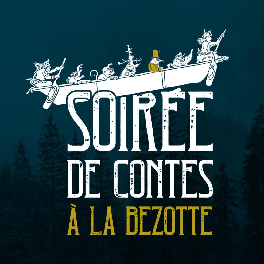 Soirée de Contes à La Bezotte | 21 mars 2020