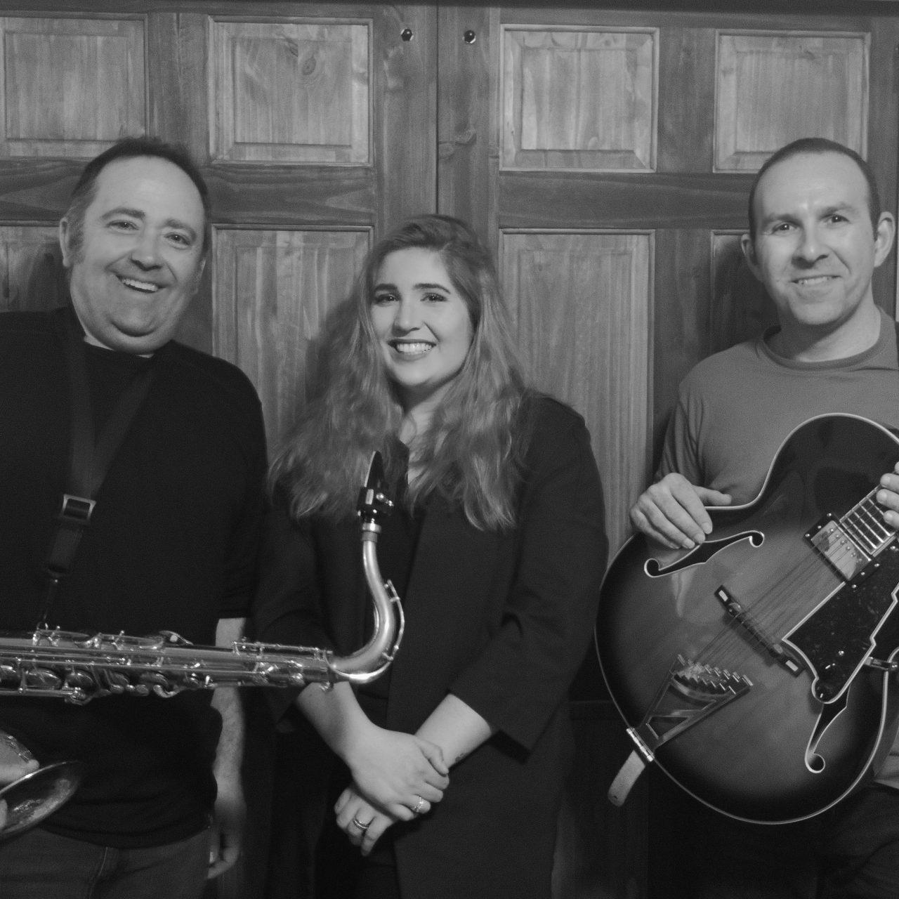 Crescendo – Trio Jazz 24 avril 2020 - 20h00
